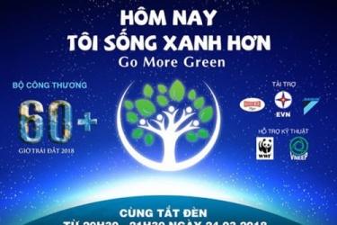 Phong Nha - Kẻ Bàng: Hưởng ứng chiến dịch Giờ Trái đất năm 2018